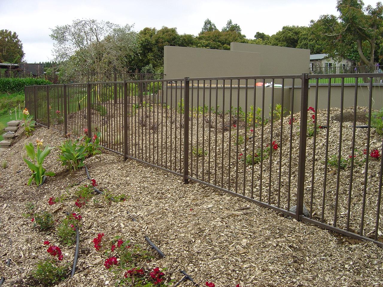 Fences Classic Iron Wrought Iron Gates Fences Balustrades